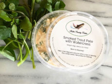 Trout Pate